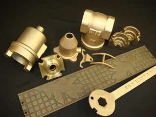 Brass & Bronze Castings