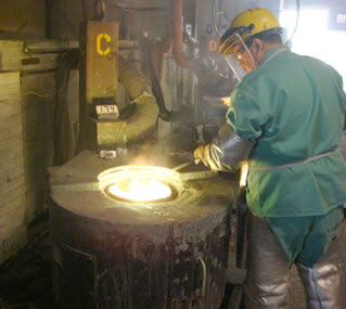 Specializing in custom copper alloy sand castings for diverse industries.